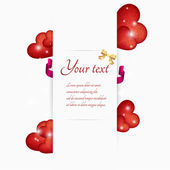 Valentines day vector — Stock Vector