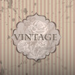quadro do vintage — Vetorial Stock  #19174601