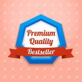 Premium quality - Bestseller — Stock Vector