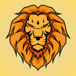 Lion — Vector de stock #21076007