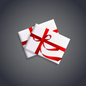 Gift boxes. — Stock Vector