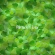 St. Patrick's day background. — 图库矢量图片