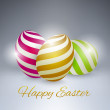 Happy easter. — Stock Vector