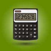 Vector calculator — Stock Vector