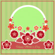 Happy mother day background. — Stock Vector #22620751