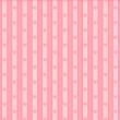 Valentine seamless hearts pattern — ベクター素材ストック