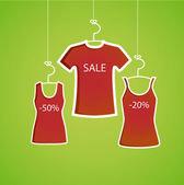 Sale - Vector — Stock Vector