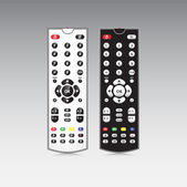 TV Remote control — Stock Vector