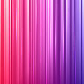 Purple aurora borealis background — Stock Vector