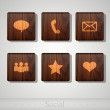 Royalty-Free Stock Vector Image: Vector social icons.