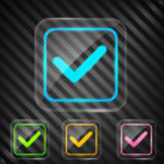 Arrow stickers set — Stock Vector
