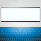 White and blue texture — Stock Vector