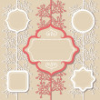 Royalty-Free Stock Vector Image: Vintage frames