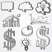 Enseignes commerciales — Vecteur