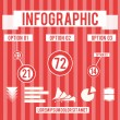 Infographic — Stock Vector