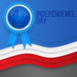 Independence day background — Stock Vector #26235665