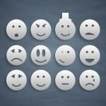 Smiles set — Stock Vector #26235679