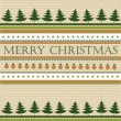 Christmas background — Stockvector #34052677