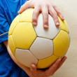 Ball football - Stock Photo