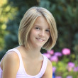 Pretty teenager girl — Stock Photo #23562133