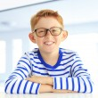 Portrait of a boy — Stock Photo #23565013