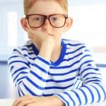 Portrait of a boy — Stock Photo