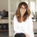 Modern Professional Businesswoman — Stock Photo