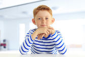 Portrait of a boy — Stock Photo