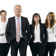 Successful Business Team — Stockfoto