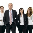 Successful Business Team — Stock fotografie