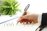 Writing Documents — Stock Photo