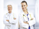 Médicos — Foto de Stock