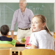 Student portrait in the classroom — Stock Photo #31934927