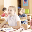 Elementary school classroom — Stock Photo #31935025
