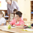 Elementary school classroom — Stock Photo #31935093