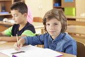 小学校の教室 — ストック写真