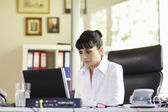 Mid thirties female professional — Stock Photo