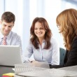 Business people working in group — Stock Photo #39088315