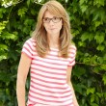 Modern mature woman portait — Stock Photo
