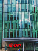 E.on headquarters, Nottingham — 图库照片