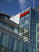 Eon headquarters Notingham — Stock Photo