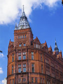 Prudential Building, Nottingham — Stock Photo