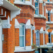 Terraced houses — Stock Photo #24927267