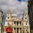 St Pauls Cathedral — Stock Photo #24928035