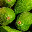 Green Advacado background — Stock Photo #24930345