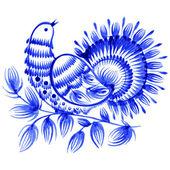 Bluebird — Stock Vector