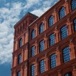 Stock Photo: Brick building