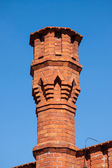 Brick tower — Stock Photo