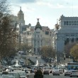 Plaza de Cibeles, Madrid, Spain — Foto de Stock