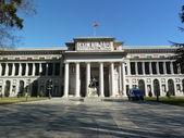 Prado museum, madrid, españa — Foto de Stock